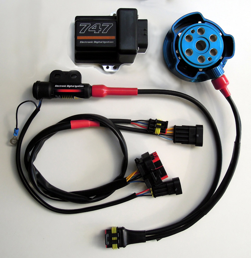 Inductive Ignition for Kart | Accessory | Products | TECNO ... on