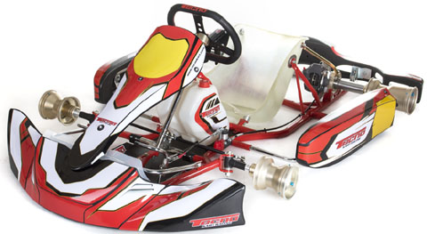 TECNO Kart Racing